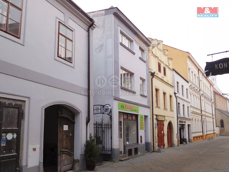 Pronájem obchod a služby, Jindřichův Hradec, ul. Štítného