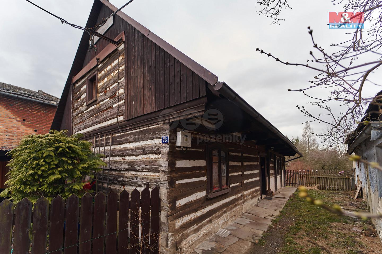 Prodej rodinného domu, 196 m², Sobotka, ul. Novoměstská