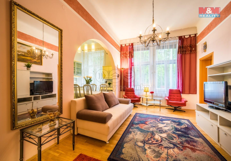 Prodej, byt 2+1+L+ garáž,72 m2, Třebízského, Mariánské Lázně