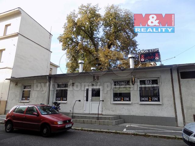 Prodej, obchodní objekt 120m², Ústí nad Labem, ul. Spojovací