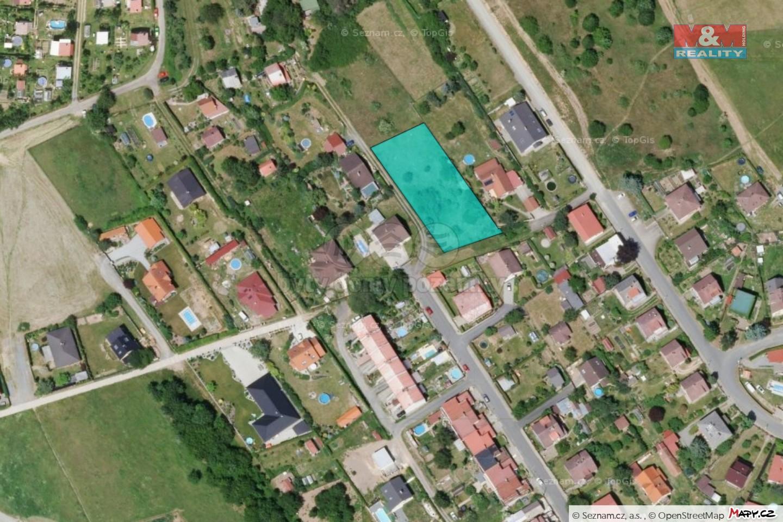 Prodej pozemku k bydlení, 1607 m², Sázava