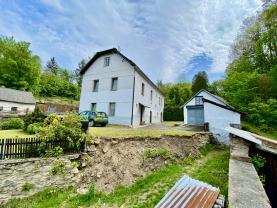 Prodej, rodinný dům, 495 m², Chýnov, ul. Nekutova