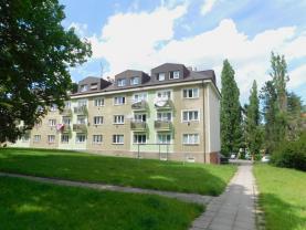 Pronájem, byt 1+kk, 30 m², Mladá Boleslav, ul. Sadová
