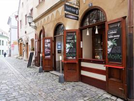 Pronájem restaurace, 299 m², Český Krumlov, ul. Soukenická