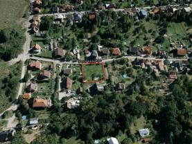 Prodej pozemku k bydlení, 1260 m², Vráž