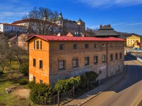 Prodej rodinného domu, 198 m², Broumov, ul. Tyršova