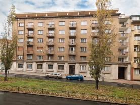 Prodej, byt 2+kk, 61 m², Praha, ul. Zelená, Dejvice