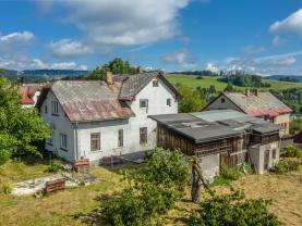 Prodej rodinného domu, 210 m², Držkov