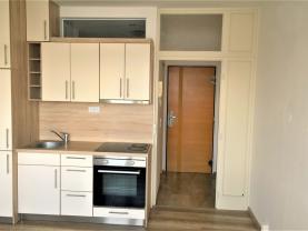 Pronájem, byt 1+kk, 18 m², Karlovy Vary, ul. Ostrovská