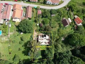 Prodej rodinného domu, 718 m², Vrábče