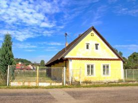 Prodej, rodinný dům, 1205 m², Božetice