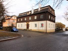 Pronájem bytu 2+1, 64 m², Nový Bor, ul. Palackého náměstí
