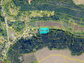 Snímek obrazovky 2020-05-06.jpg (Prodej, zahrada, 4207 m², Tupadly), foto 2/7
