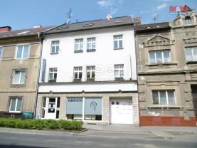 Pronájem bytu 4+1, 80 m2, OV, Chomutov, ul. Kadaňská