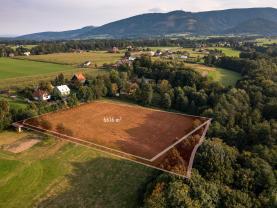 Prodej pozemku k bydlení, 6616 m², Třinec