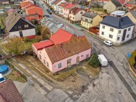 Prodej rodinného domu 190 m2 s prodejnou, Tachov, Smetanova