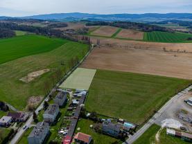 Prodej pozemku k bydlení, 6040 m², Třebnice