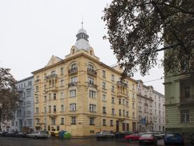 Pronájem bytu 2+1, 49 m2, Praha 10 - Vršovice