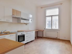 Pronájem bytu 2+1, 60 m², Praha, ul. Na Zámecké