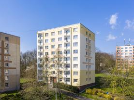 Prodej bytu 3+1, 70 m², Ústí nad Labem, ul. Peškova