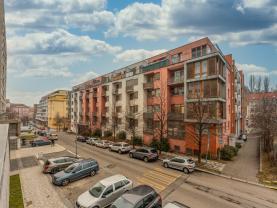 Prodej bytu 1+1, 41 m2, Praha 3, ul. Lukášova