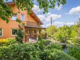 Prodej, rodinný dům 6+kk, 1070 m², Bystřice - Radošovice