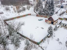 Prodej provozní plochy, 1 254 m², Hejnice, ul. Jizerská