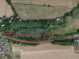 Prodej, pozemek, 21655 m2, Řehlovice, Brozánky