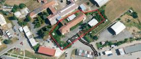 Prodej, průmyslový areál, 3000 m2, Jemnice