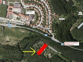 Prodej, stavební pozemek, 2140 m2, Praha 6 - Dejvice
