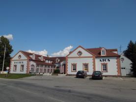 Prodej, hotel, 1200 m2, Trhové Sviny