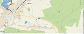 Lipová turistycká mapa (Prodej, stavební pozemek, 1087 m2, Šluknov, Lipová), foto 3/4