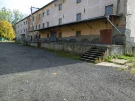Pronájem, sklad, 700 m2, Chodov, okr. Sokolov