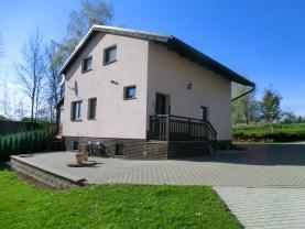Prodej, rodinný dům 4+1, 192 m2, Bartoušov