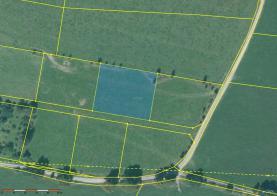 Prodej, stavební pozemek, 2128 m2, Dojetřice