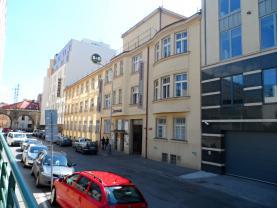 Pronájem, kanceláře, Praha 8 - Karlín