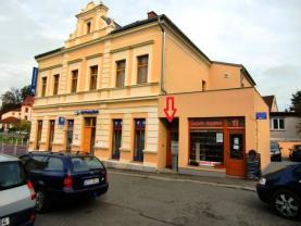 Pronájem, obchodní prostory, 250 m2, Domažlice, ul. Kostelní
