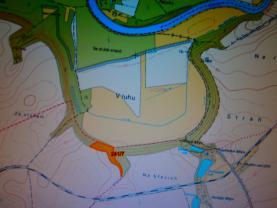 mapka (Prodej, les, 10874 m2, Veltěže)