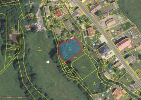 Prodej, trvalý travní porost, 1230 m2, OV, Děpoltovice