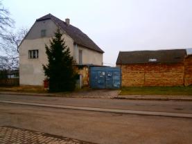 Prodej, rodinný dům, 4+1, 34217 m2, Černovice u Chomutova