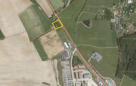 Prodej, stavební pozemek, 3016 m2, Plzeň - Černice