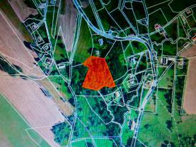 Prodej, zahrada, 7463 m2, Volfartice