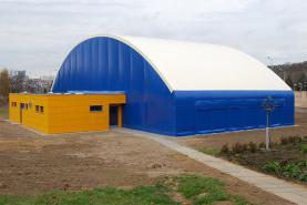 Prodej, montovaná sportovní hala, 648 m2, Kroměříž