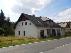 Prodej, komerční objekt, 1420 m2, Vimperk - Korkusova Huť