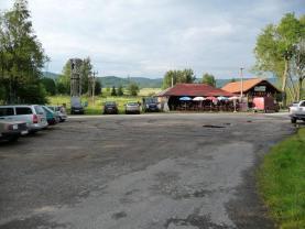 Prodej, pozemek, 645 m2, Horní Planá - Pernek