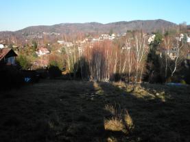 Pohled na pozemek (Prodej, stavební pozemek, 4851 m2, Liberec), foto 3/5