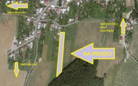 Prodej, pozemek, 4703 m2, Slavkov pod Hostýnem