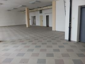 Pronájem, obchodní prostory, 250 m2, Nový Bor