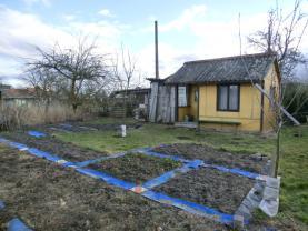 Prodej, zahrada, 213 m2, Horní Jelení