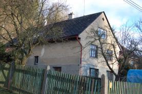 Prodej, rodinný dům 3+1, 2048 m2, Horní Studénky